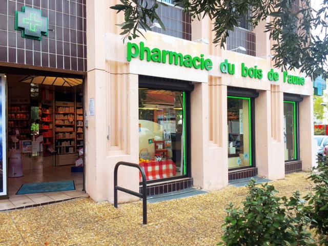 Pharmacie_Clic et prix_Pharmacie_Bois de l'aune.